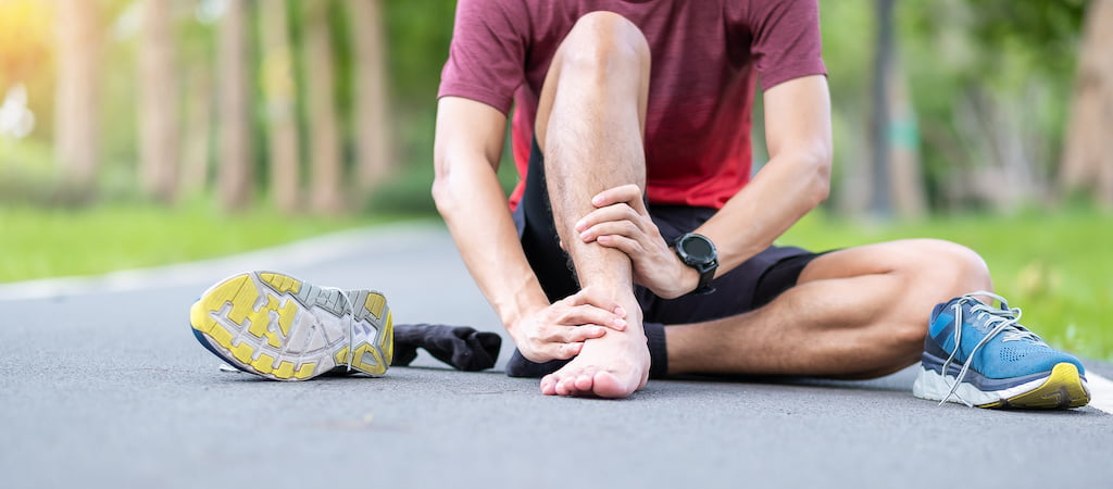 Achilles tendonitis shockwave treatment.