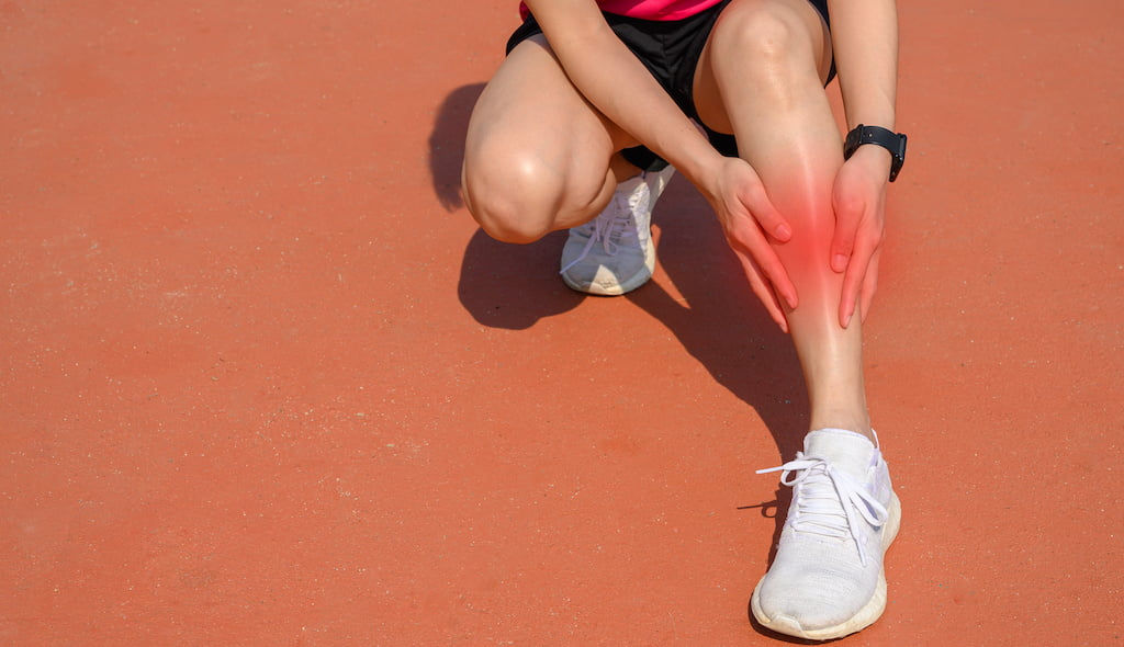 Medial Tibial Stress Syndrome Shockwave Treatment.
